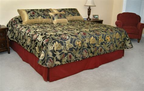 custom made bedspreads and drapes custom bedspreads pillows kathie johnson draperies and