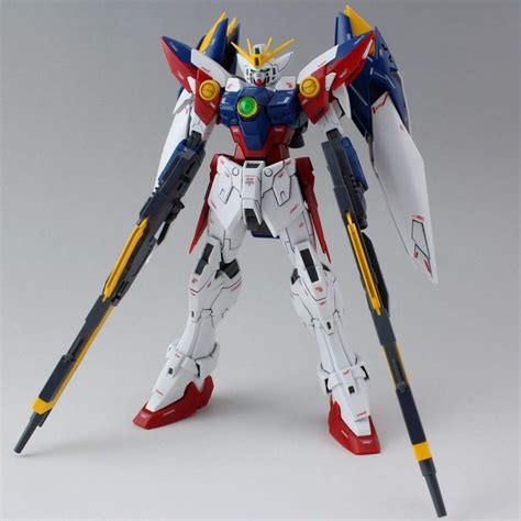 Gundam Mg 1 100 Wing Proto Zero Daban Model daban 1 100 mg wing zero endless waltz model kit gdb016