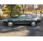 $2700 1981 AMC Spirit DL Liftback