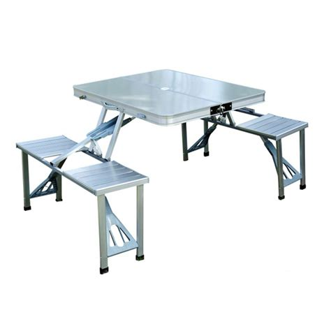 table de pliante alu table pliante en alu