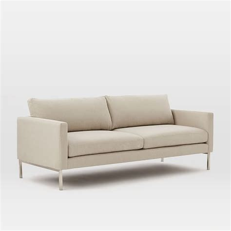 end of line sofas high line upholstered sofa west elm