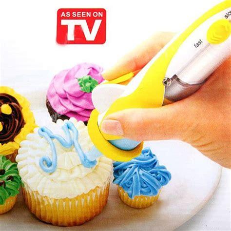 Alat Dekorasi Untuk Makanan Decoration Pen frosting deco pen alat penghias kue