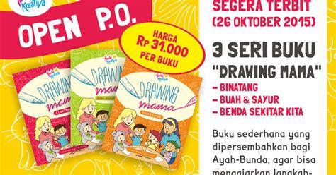 Buku Seri Ayah Bunda drawing buku belajar menggambar untuk