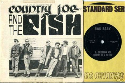 country joe and the fish section 43 popsike com rare 1966 country joe the fish rag baby ep