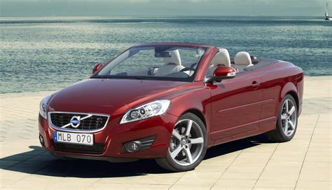 2011 Volvo Convertible 2011 Volvo C70 Review And News Motorauthority
