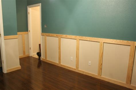 Ordinary How Much To Remodel A Bathroom Yourself #6: Wainscoting-idea.jpg