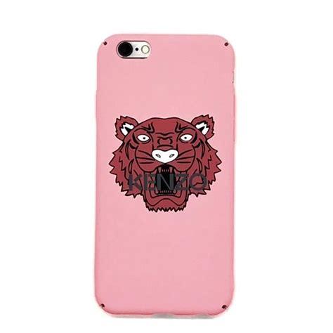 kenzo coque apple coque iphone 8 8s kenzo tiger coque kns088g achat coque bumper pas