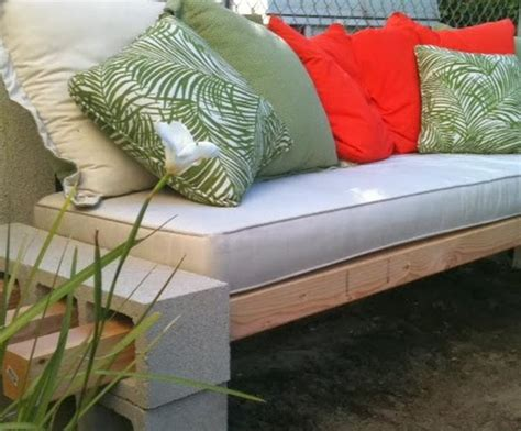 diy outdoor bench cushion 77 diy bench ideas storage pallet garden cushion rilane