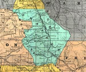chaffee county colorado maps