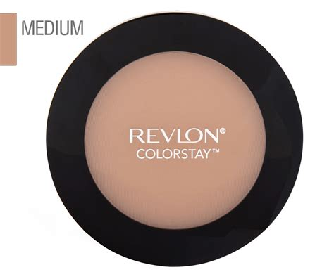 Bedak Revlon Colorstay Pressed Powder revlon colorstay pressed powder 8 4g 840 medium ebay