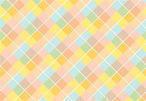 diamond pattern vector ai pastel diamond pattern vector download free vector art
