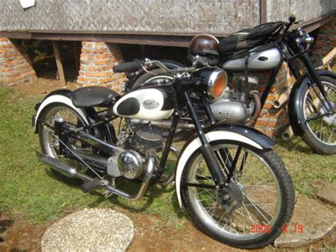 Oldtimer Motorrad Express by 1948 Express Radex 125 Classic Motorcycle Pictures