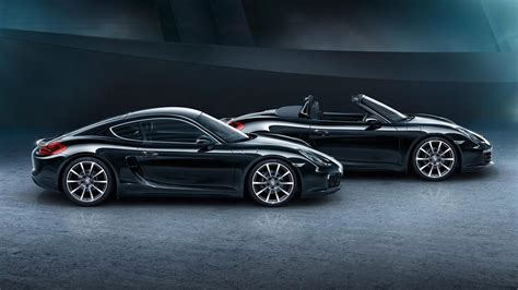 porsche cayman 2015 black the new porsche cayman black edition mr goodlife