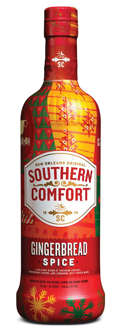 what goes with southern comfort review southern comfort gingerbread spice drinkhacker