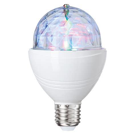 klemmle led led leuchtmittel disco kugel rgb led 3 w e27 bauhaus