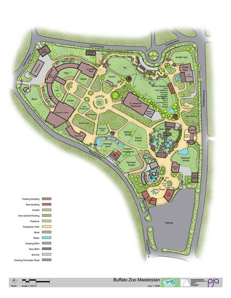 zoo layout design zoo design master planning