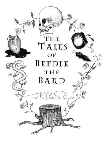 17 Best images about The Tales of Beedle the Bard on