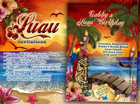theme names for hawaiian parties luau party invitations hawaiian theme party luau party