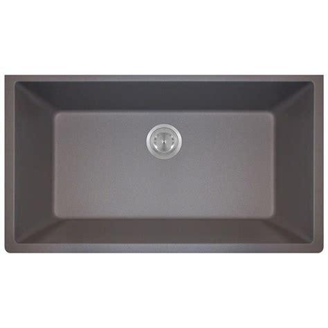 Mr Direct Undermount Composite 33 In Single Bowl Kitchen Mr Direct Kitchen Sinks Reviews