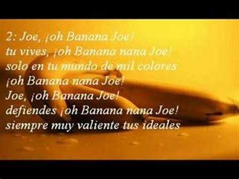 testo banana joe joe banana videa vyhledavani beatzone cz