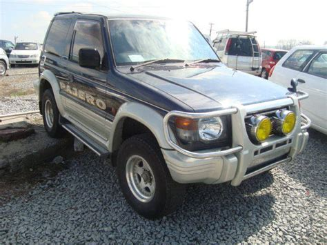 service manual manual cars for sale 1994 mitsubishi montero instrument cluster used 1994