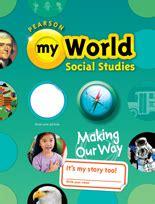 Myworld Social Studies