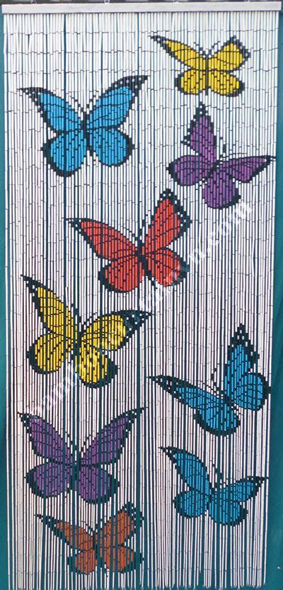 butterfly beaded door curtain best 25 bamboo beaded curtains ideas on pinterest