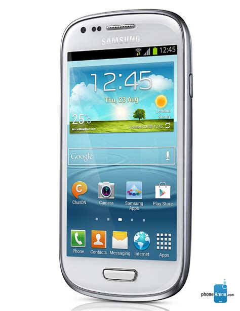 Hp Samsung Galaxy Lll Mini samsung galaxy s iii mini specs