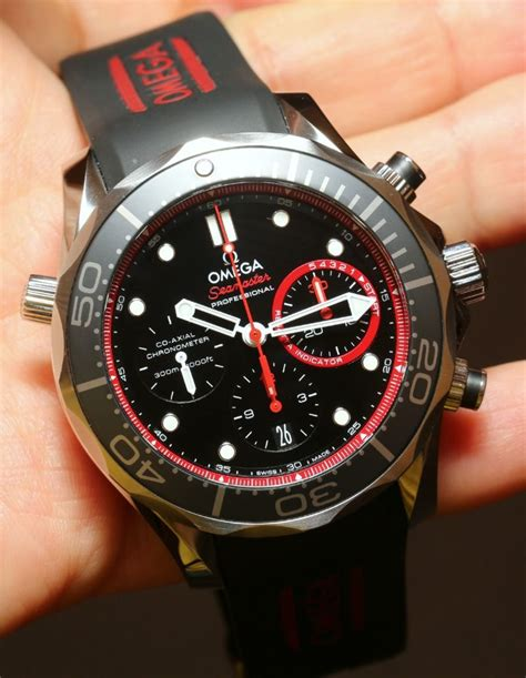 Omega Seamaster Chronoraph Premium 5 omega seamaster 300m co axial chronograph etnz limited edition on the best watches