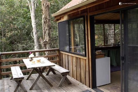 Cabins In The Redwoods Ca by Luxury Cabin Tree Houses California
