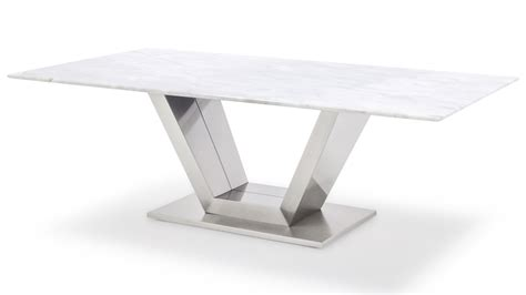 brushed steel coffee table gray and white mable brushed stainless steel port coffee