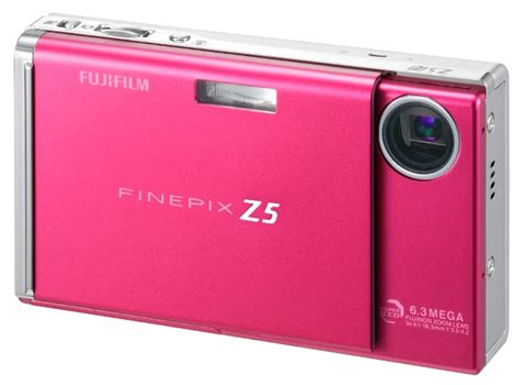Finepix Z5fd The With Detection Mode by Fujifilm Finepix Z5fd Digital Announced For Us