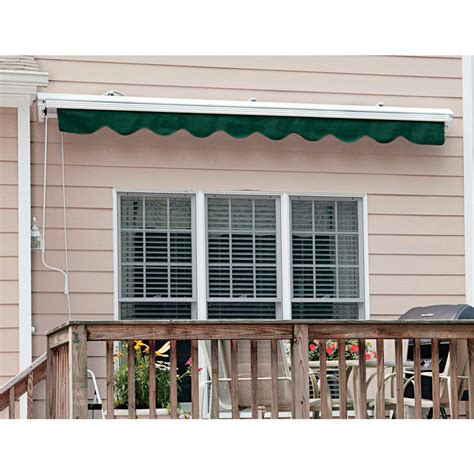 large retractable awnings large retractable awning 104372 patio furniture at