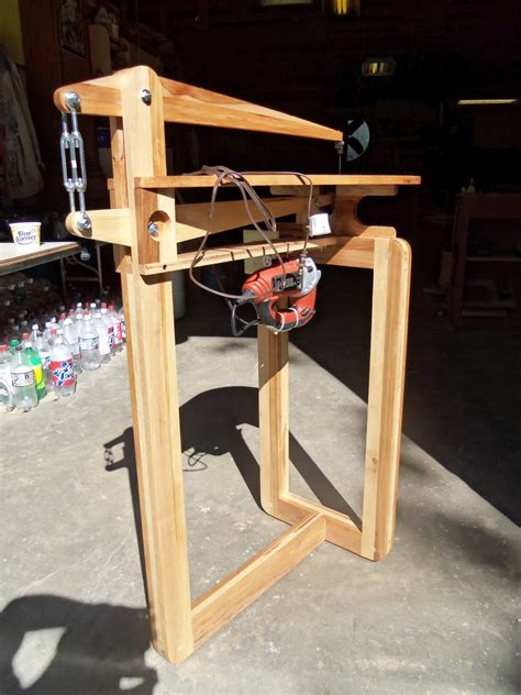 scroll saw bench plans wddsr fine woodworks a shop made scroll saw