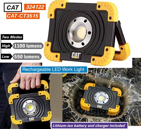 cat 324122 rechargeable led work light gifts for wonderful gift ideas for