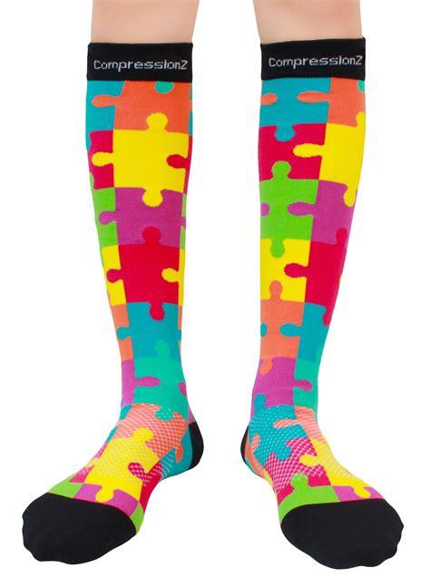 pattern compression socks compression socks fun patterns 20 30mmhg all