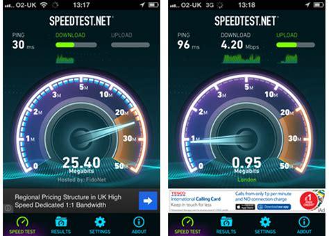 app speed test app for journalists speedtest net media news