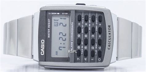 Casio Calculator Ca506 Original casio classic quartz calculator ca 506 1df ca506 1d s