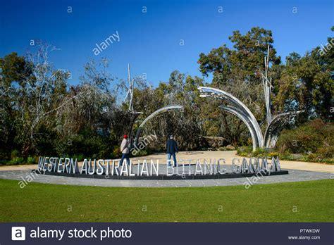 botanic garden perth australia stock photos botanic