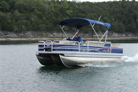 hurricane deck boat vs pontoon sun tracker fishin barge 22 xp3 pontoon deck boat