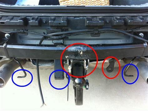 bmw e60 towbar wiring
