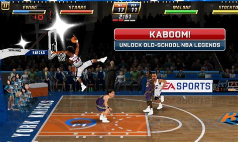nba jam android nba jam by ea sports android apps on play
