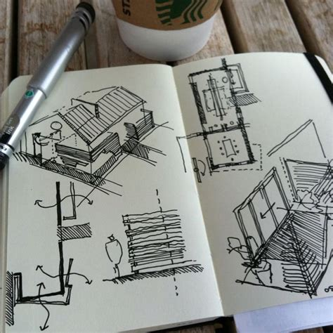 sketchbook small 25 best ideas about architecture sketchbook on