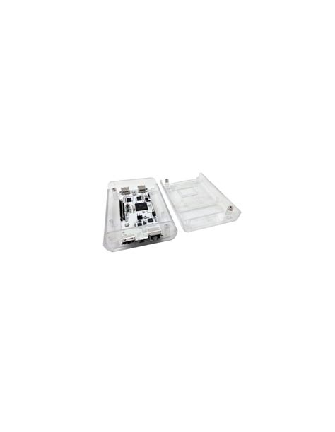 pcDuino Clear Enclosure (Arduino-compatible)
