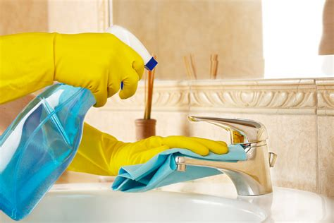 cleaning bathroom sink homeowner 101 how to deep clean your bathroom modernize
