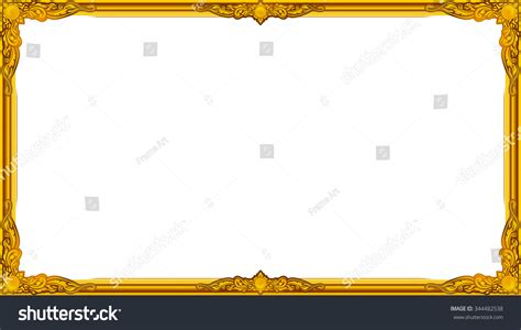 corner photo frames gold photo frame with corner line floral for picture