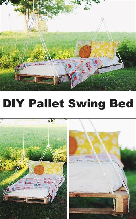 diy pallet swing bed 523 best pallet projects images on woodworking