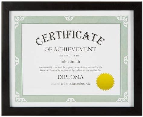 model t certificate frames jerry s artarama
