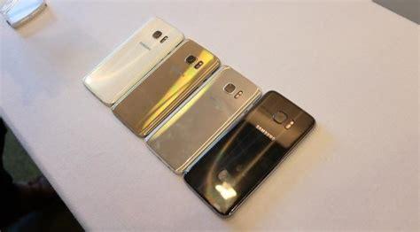 Harga Vr Untuk Samsung S7 Edge samsung galaxy s7 dan s7 edge resmi masuk indonesia