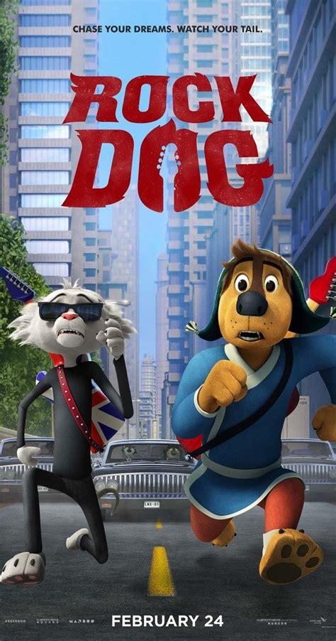 what movies are playing rock dog 2016 rock dog 2016 imdb